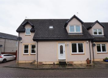 Thumbnail 2 bed terraced house for sale in Waterside, Catrine