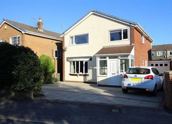 Thumbnail 4 bed detached house for sale in Tower Lane, Fulwood, Preston