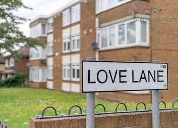 Thumbnail 2 bed flat for sale in Love Lane, Woodford Green