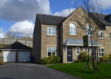 Thumbnail 3 bed end terrace house for sale in Lightoller Close, Chorley