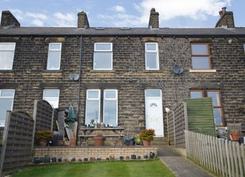 Thumbnail 3 bed cottage for sale in Wesley Terrace, Denby Dale, Huddersfield, West Yorkshire