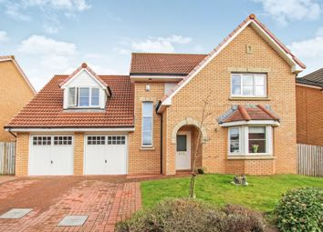 Thumbnail 5 bedroom detached house for sale in Fitzroy Grove, Jackton, East Kilbride, Glasgow