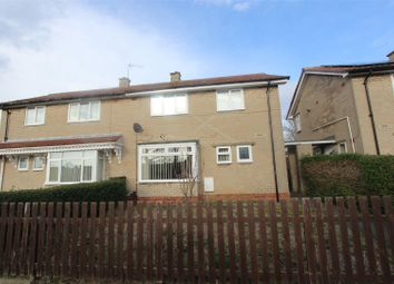 Thumbnail 3 bedroom semi-detached house for sale in Rosedale Crescent, Darlington