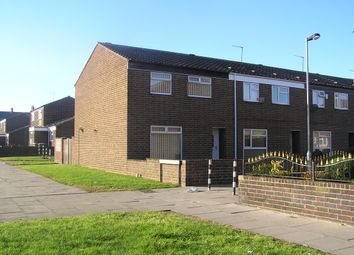 Thumbnail 3 bed end terrace house for sale in Westmoreland Walk, St Aidens, Hartlepool