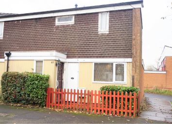 Thumbnail 3 bed terraced house for sale in Smallwood, Sutton Hill Telford