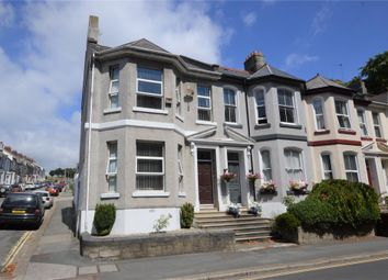 Thumbnail 3 bed end terrace house for sale in Russell Place, Plymouth, Devon