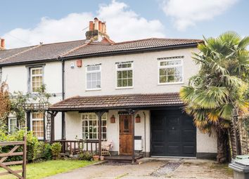 3 bed end terrace house for sale in Cross Road, Croydon CR0