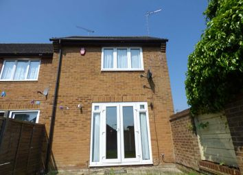 2 bed end terrace house to rent in Lucas Gardens, Luton LU3
