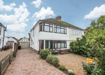 Thumbnail 3 bed semi-detached house to rent in Chelmer Road, Springfield, Chelmsford