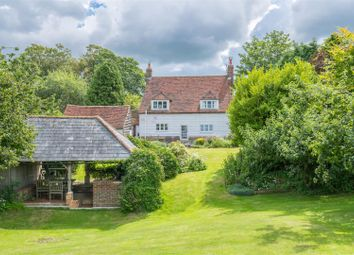 Thumbnail 4 bed detached house for sale in Victoria Road, Herstmonceux, Hailsham