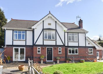 Thumbnail 5 bed detached house for sale in Middle Road, Coedpoeth, Wrexham