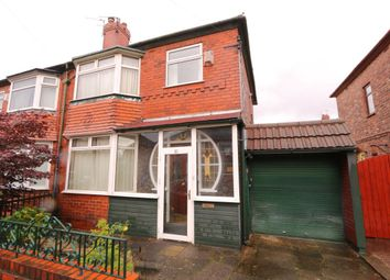 3 bed semi-detached house for sale in Earlston Avenue, Denton, Manchester M34