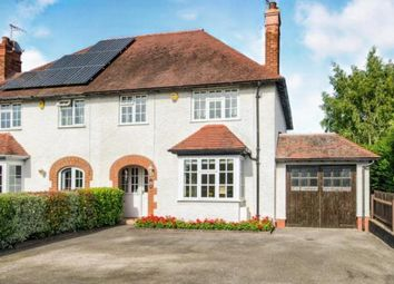 3 bed semi-detached house for sale in Cheltenham Road, Evesham, Worcestershire WR11
