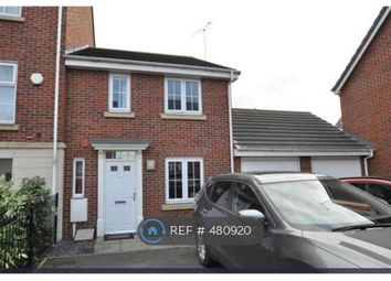 Thumbnail 3 bed semi-detached house to rent in Saw Mill Way, Burton-On-Trent