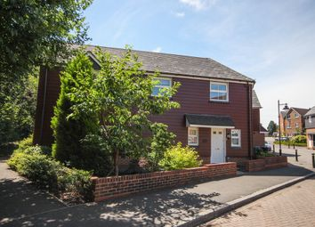 Thumbnail 2 bed mews house to rent in East Hundreds, Elvetham Heath, Fleet