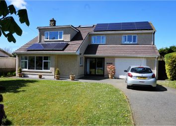 Thumbnail 4 bed detached house for sale in Park View, Milford Haven