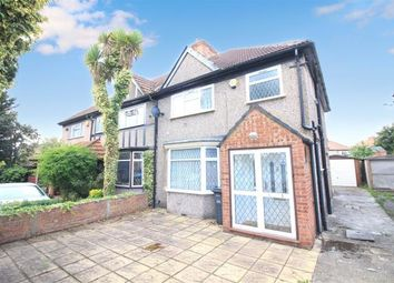 Thumbnail 3 bed semi-detached house for sale in Gresham Road, Hounslow