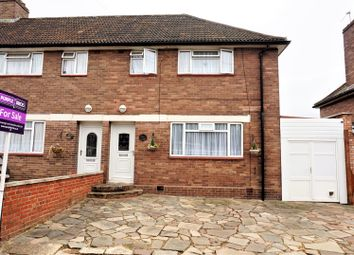 Thumbnail 3 bed semi-detached house for sale in Westcroft Way, London