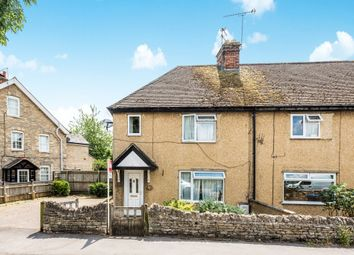 Thumbnail 2 bed semi-detached house for sale in The Crofts, Witney