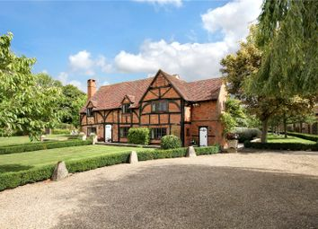 Thumbnail 4 bedroom detached house for sale in Winkfield Street, Winkfield, Windsor, Berkshire