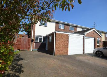 Thumbnail 3 bed semi-detached house to rent in Seven Acres, Thame