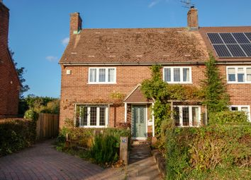 Thumbnail 4 bed semi-detached house for sale in Sandy Lane, Hartley Wintney, Hook