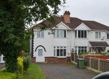 Thumbnail 3 bed semi-detached house for sale in Habberley Lane, Kidderminster