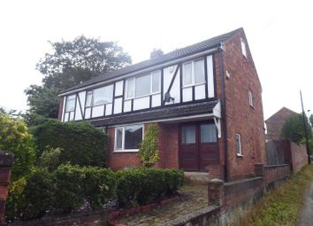 Thumbnail 3 bed semi-detached house to rent in Kirkgate, Waltham, Grimsby