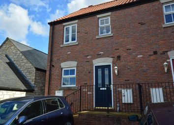 Thumbnail 2 bed semi-detached house to rent in Inglenook Close, South Milford, Leeds