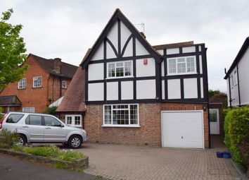 Thumbnail 5 bed detached house for sale in Grange Gardens, Pinner