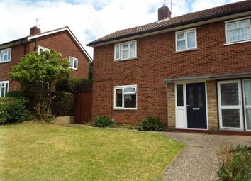 Thumbnail 2 bed end terrace house for sale in Barclay Crescent, Stevenage, Hertfordshire
