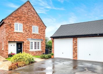 Thumbnail 4 bedroom detached house for sale in Wigston Close, Wolston, Coventry