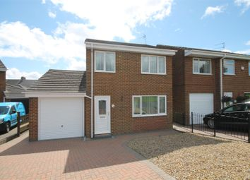 Thumbnail 3 bed detached house for sale in Royal Grove, Crook