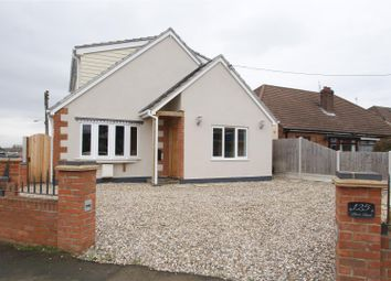 Thumbnail 3 bed property for sale in Lower Road, Hullbridge, Hockley