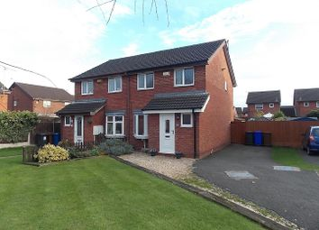 Thumbnail 3 bed semi-detached house for sale in Leicester Street, Long Eaton, Nottingham