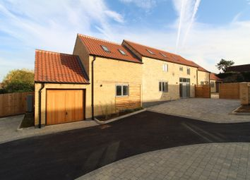 Thumbnail 4 bed barn conversion for sale in Maypole Close, Castle Bytham, Grantham