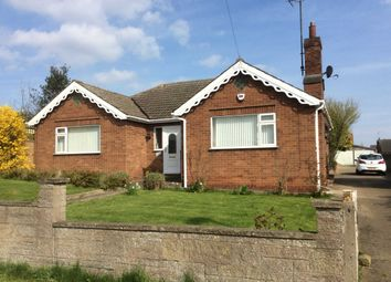 Thumbnail 2 bed detached bungalow for sale in Scarborough Road, Bridlington