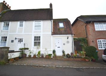 Thumbnail 2 bed cottage for sale in Nepcote Lane, Findon, Worthing