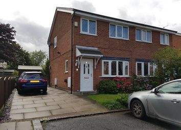 Thumbnail 3 bed semi-detached house for sale in Teal Close, Broadheath, Altrincham, Greater Manchester