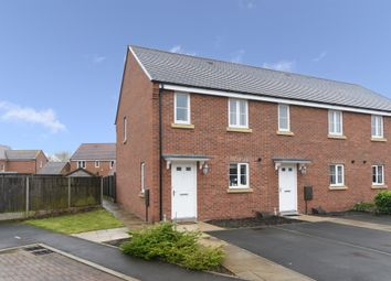 Thumbnail 2 bed end terrace house for sale in Mons Drive, Brockhill Village, Worcester