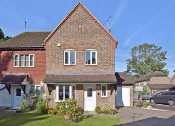 Thumbnail 4 bed semi-detached house for sale in Watersmead Close, Littlehampton, West Sussex