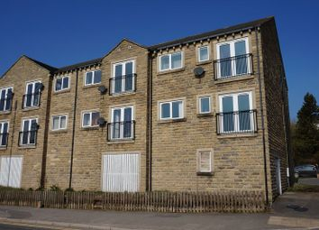 Thumbnail 2 bed flat to rent in Old Clock Mill Court, Denholme, Bradford