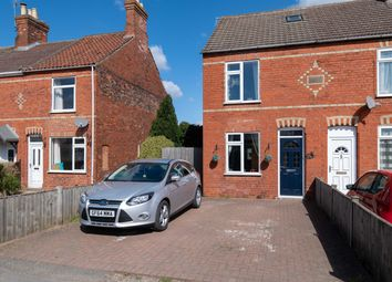 Thumbnail 4 bed semi-detached house for sale in Wyberton West Road, Boston, Lincs