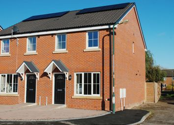 Thumbnail 3 bed semi-detached house for sale in St. Faiths Road, Alcester