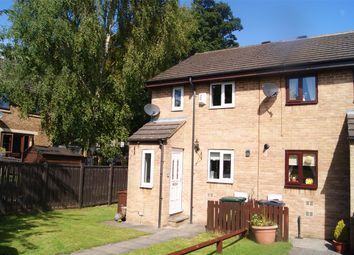 Thumbnail 2 bed end terrace house for sale in Greenfell Close, Keighley, West Yorkshire