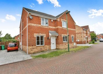 Thumbnail 2 bed semi-detached house for sale in Weave Close, Nottingham