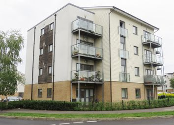 Thumbnail 2 bed flat for sale in Miller Way, Peterborough