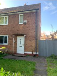 Thumbnail 2 bed property to rent in Burdale Walk, Wythenshawe, Manchester