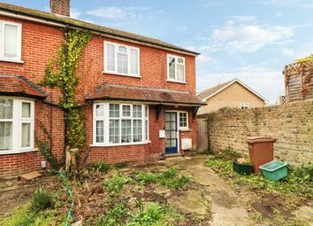 Thumbnail 3 bed semi-detached house for sale in Old Court Road, Chelmsford
