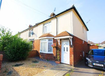 Thumbnail 2 bed end terrace house for sale in Lebanon Road, Southampton